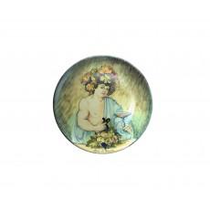 piatto da muro - bacco - collezione complementi d'arredo - Bacco Arredo Bagno