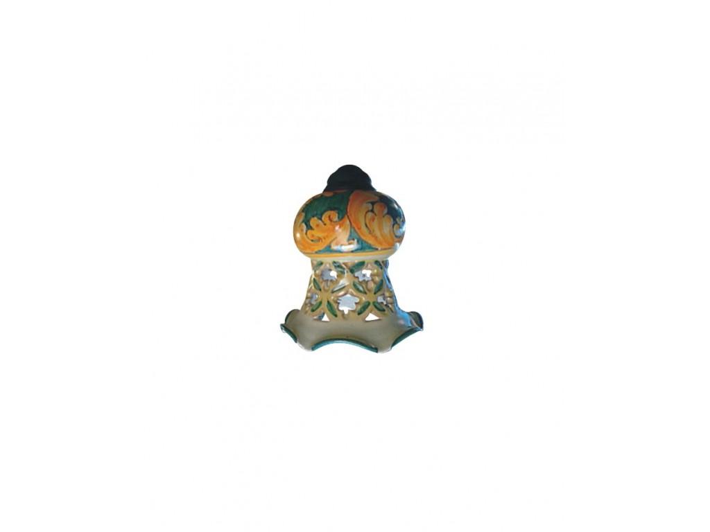 Applique campana traforata 44 tradizionale barocco collezione