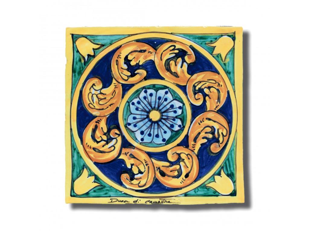 Piastrelle Decorative Per Tavoli piastrella decoro faenza - collezione cotto & inserti